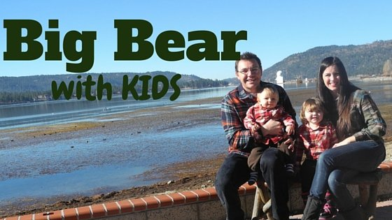 Big Bear with kids