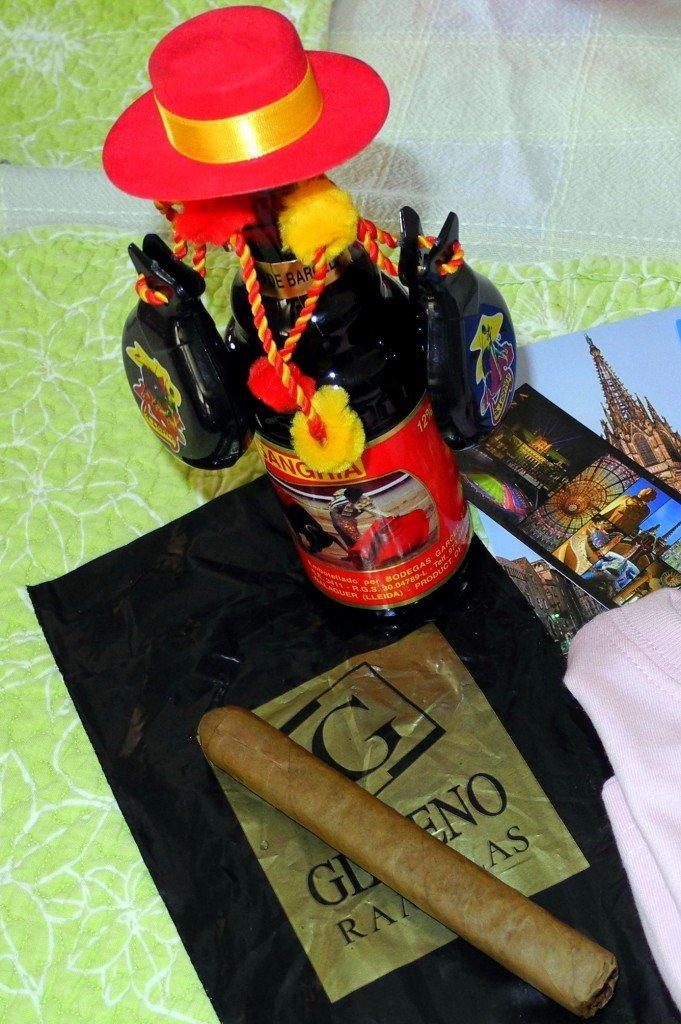 cigars, spirits and travel