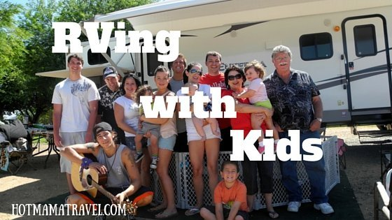 Everything You Need to Know About RVing with Kids