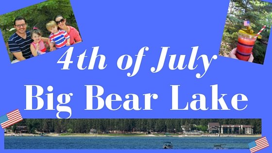 4th of July at Big Bear Lake