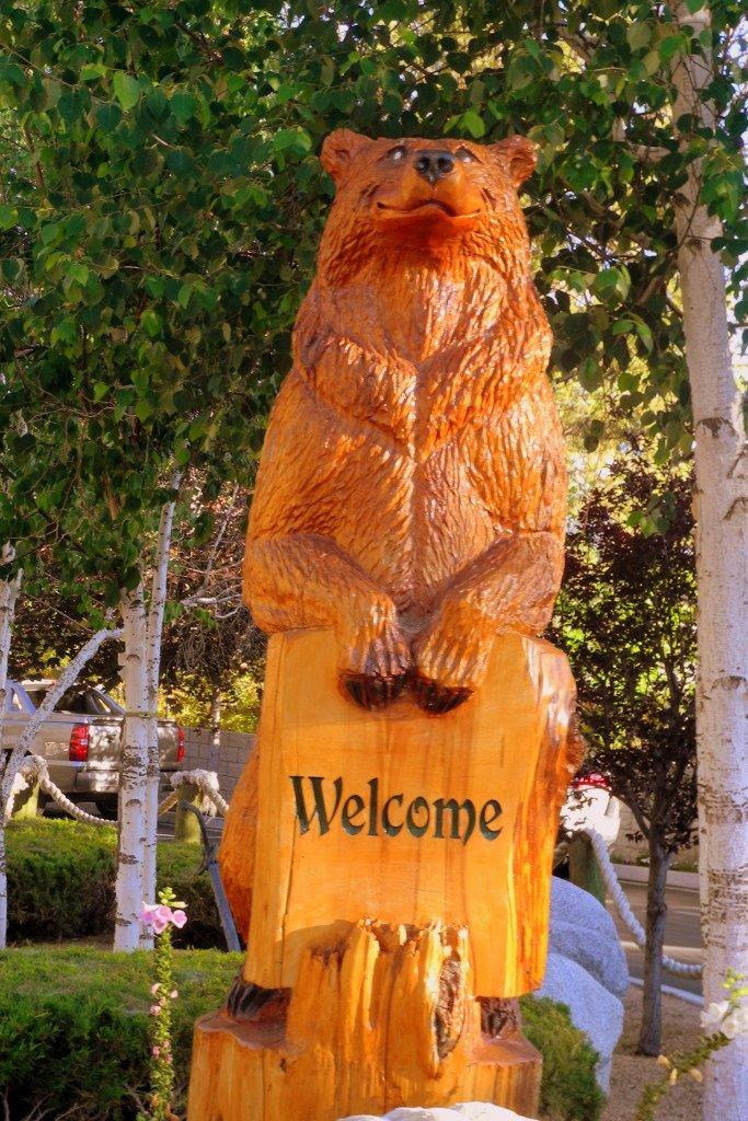 Big Bear RV Resort with kids
