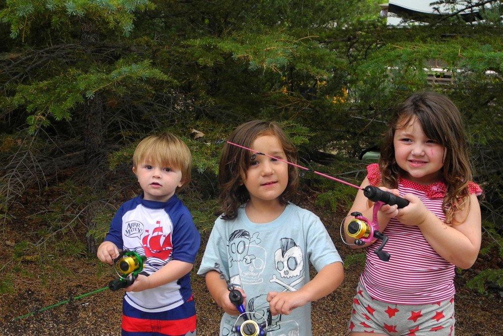 Big Bear Shores RV Resort with kids