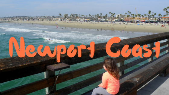 Newport Coast with KIds