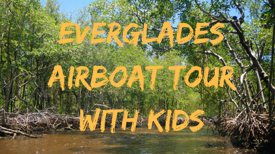 What You Should Know About Everglades Airboat Tour With Kids
