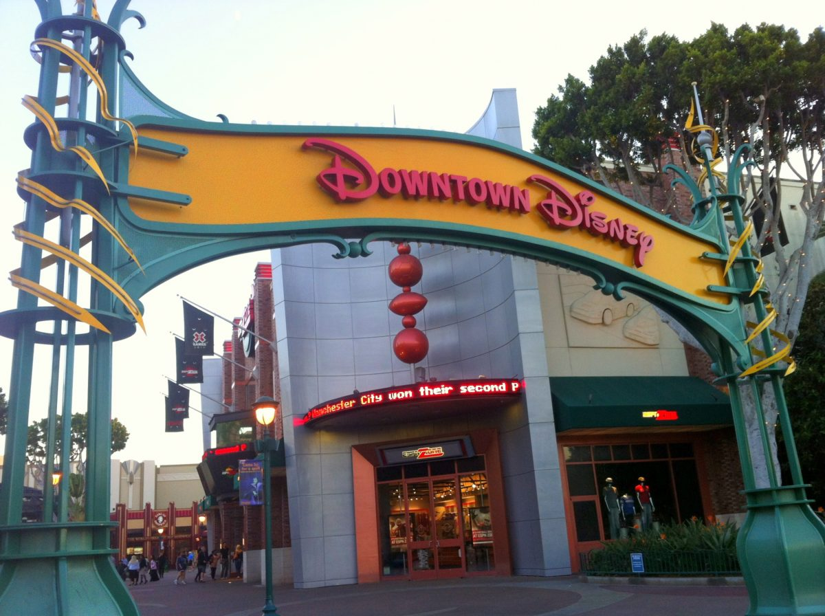 Disney Ca Adventure Restaurants