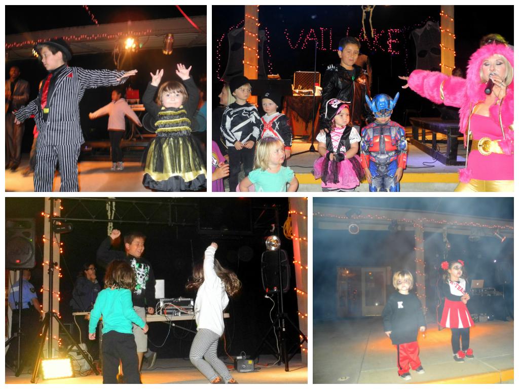 Vail Lake Resort Halloween Festivities