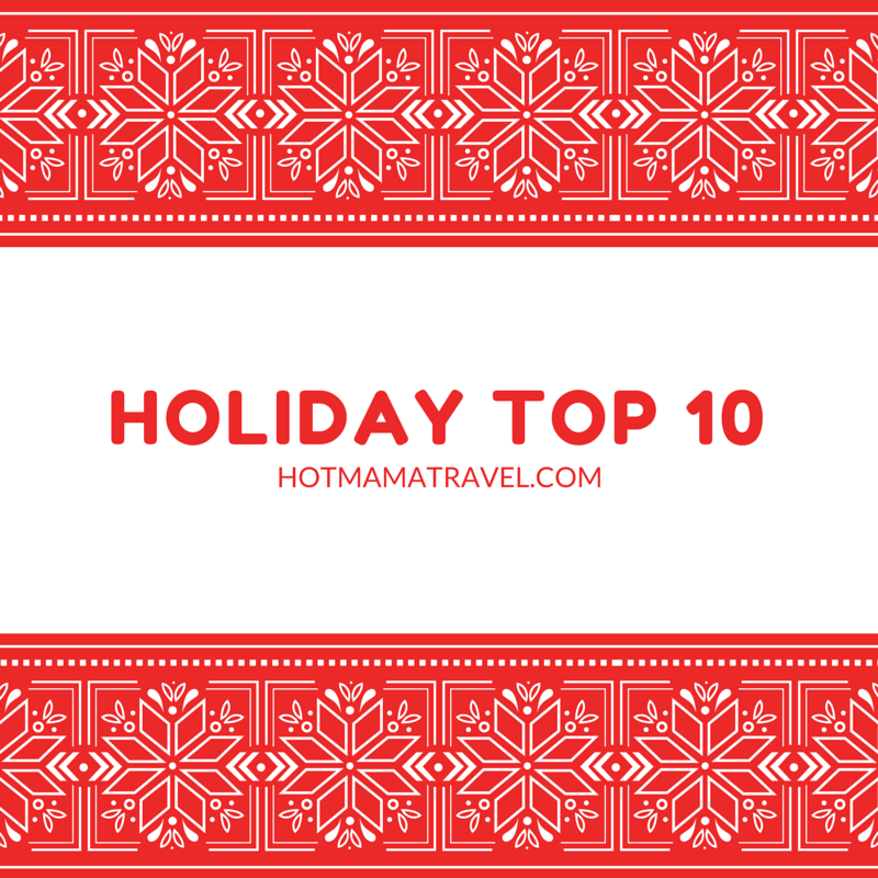 Holiday Top 10