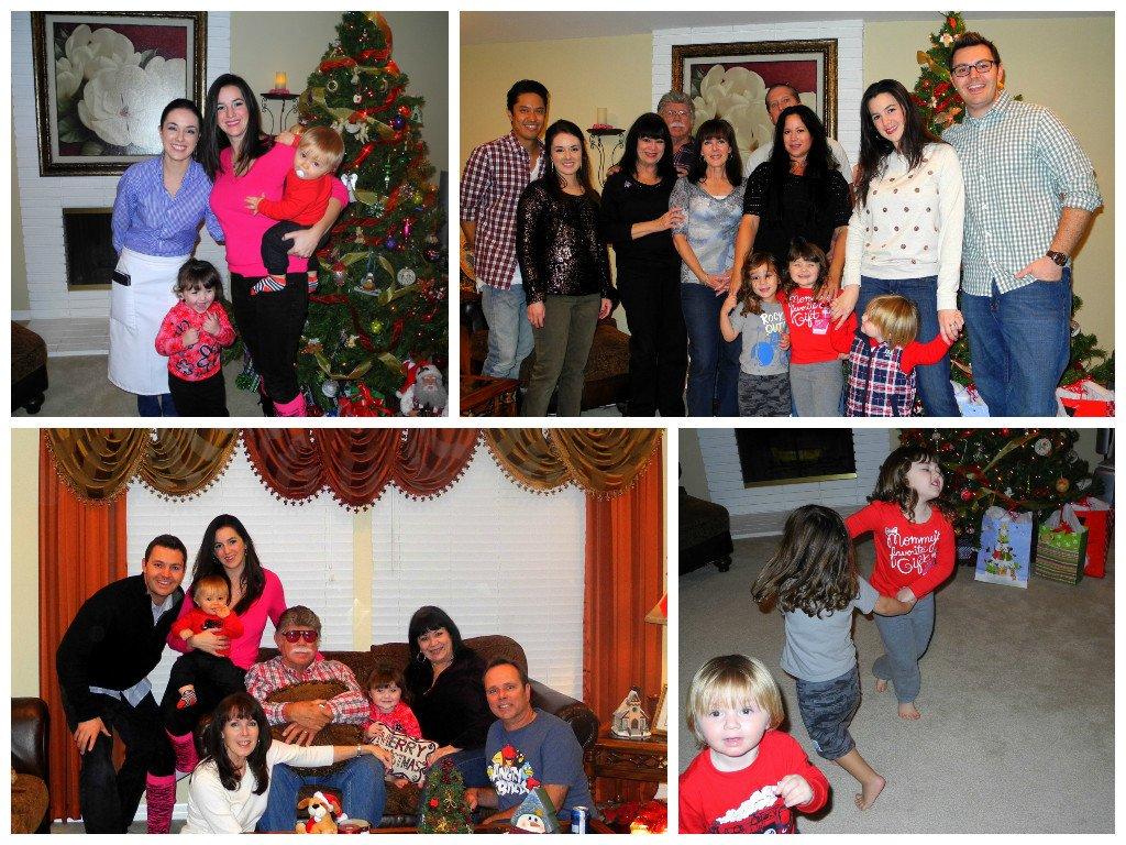 Christmas with more Keeleys