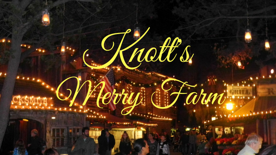 Your Guide to Knott's Merry Farm with Kids