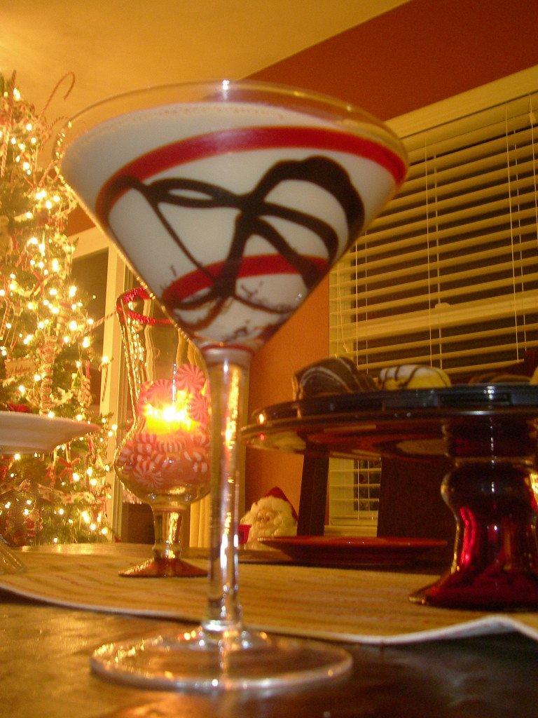 Christmas Chocolatetini