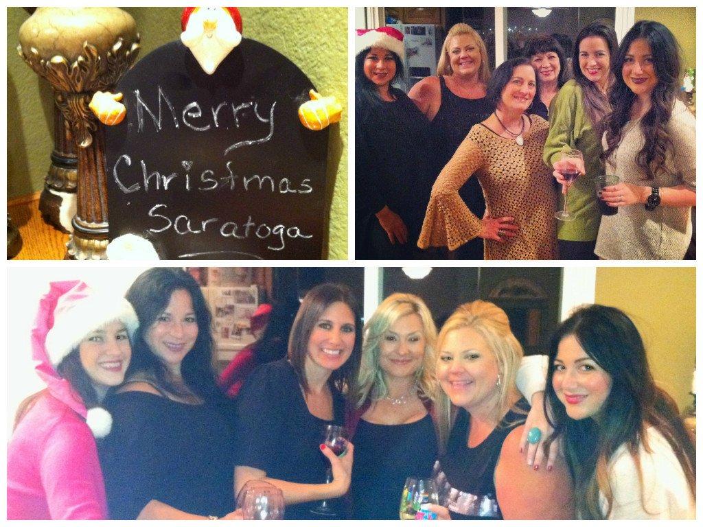 Saratoga Ladies Christmas Party