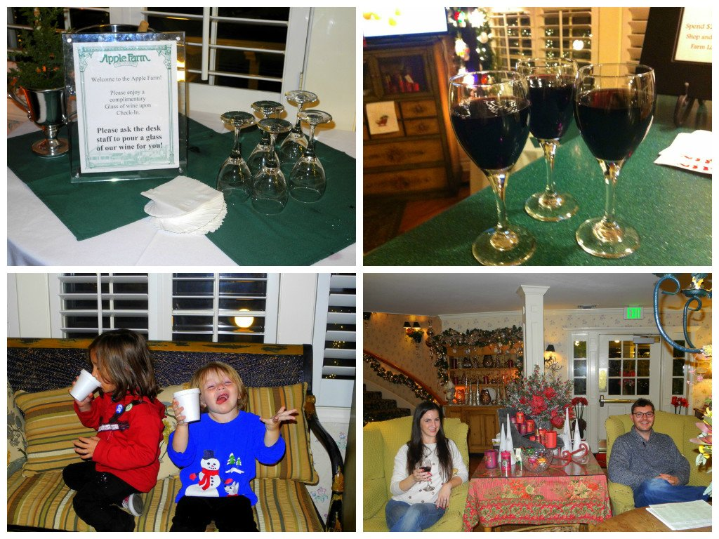 Apple Farm Inn Christmas