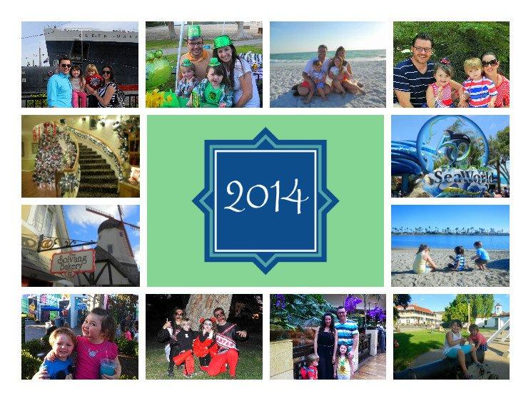 2014 Top 12 Travels