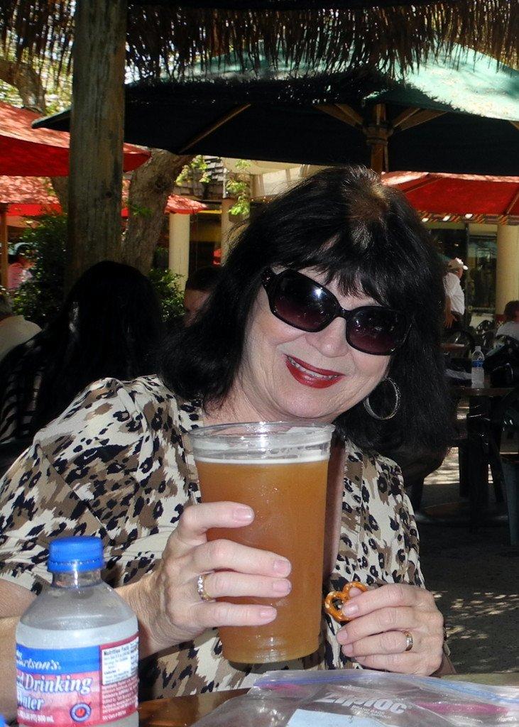 Jumbo Beers at Safari Park in SD