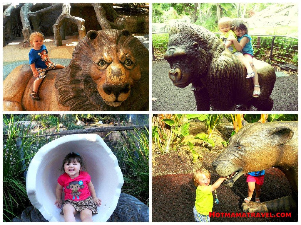 Playgrounds at Zoo & Safari Park