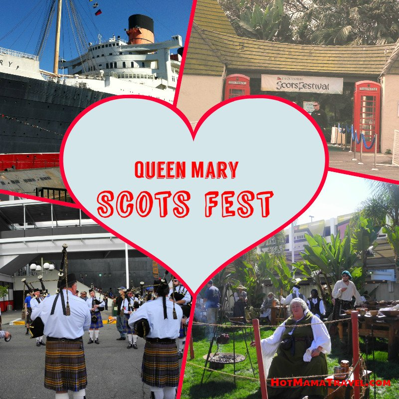 Ultimate Guide to The Queen Mary Scots Festival with Kids