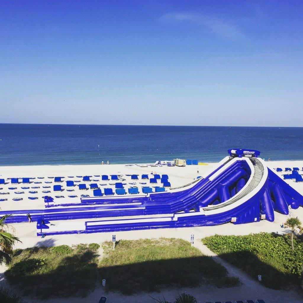 Tradewinds Resort on St. Pete Beach