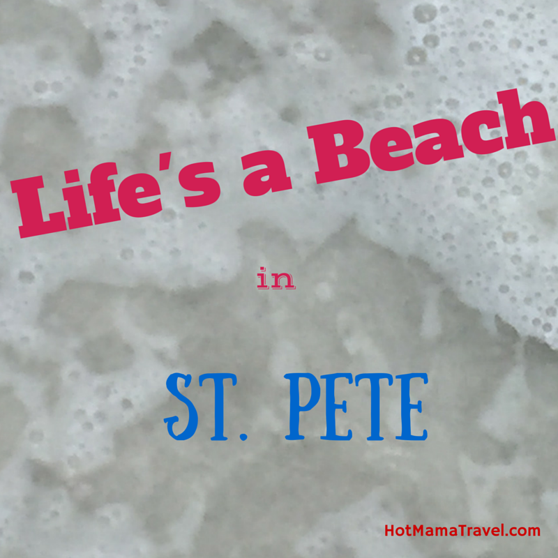 Life's a Beach on St. Pete