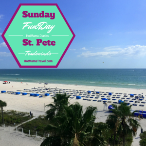 Sunday Funday at Tradewinds Island Grand in St. Pete
