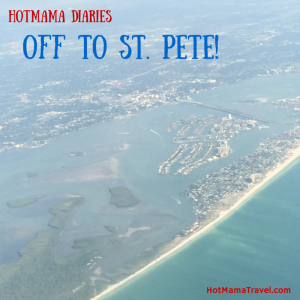 HotMama Diaries: Off To St.Pete!
