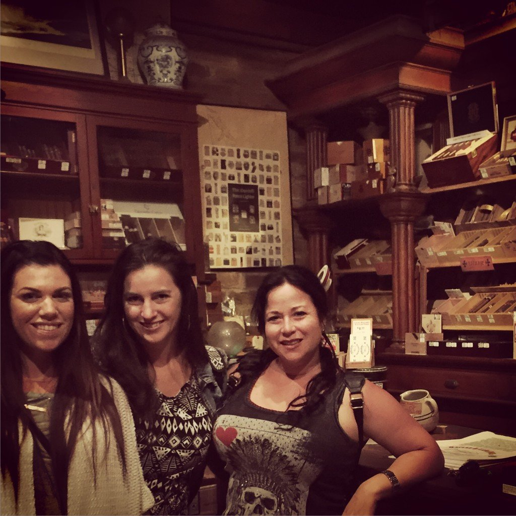 Cigar Shop in Old Town San Diego
