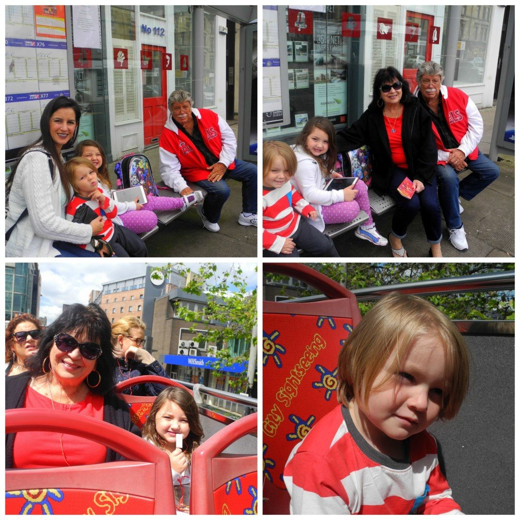 City Sightseeing bus