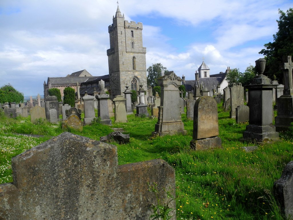 Graveyard in Stirling