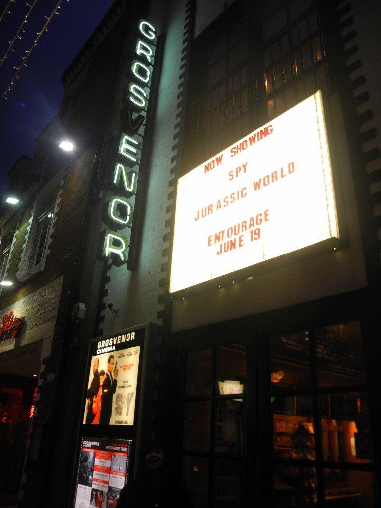 Grosvenor Theater Glasgow