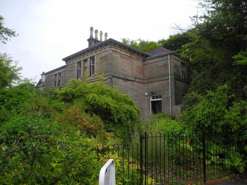 Botanical Garden Tea House