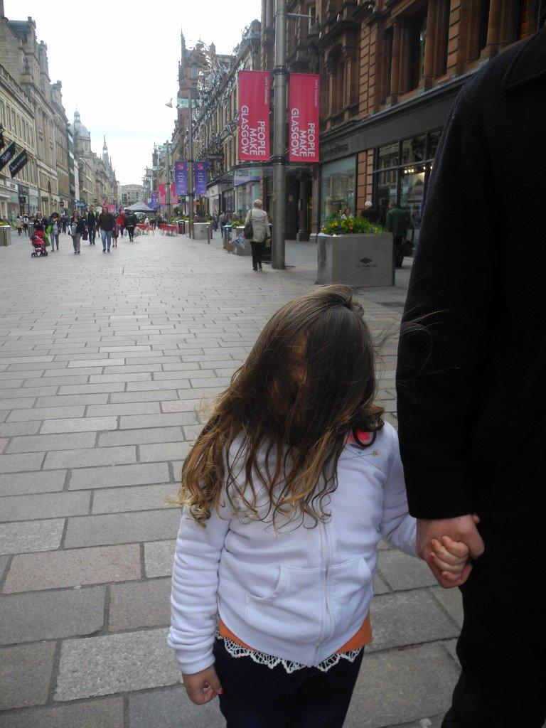 Windy Glasgow