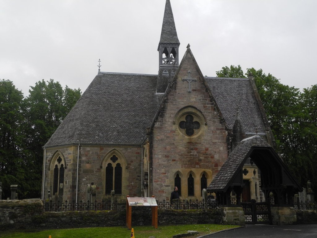 Luss Cathedral