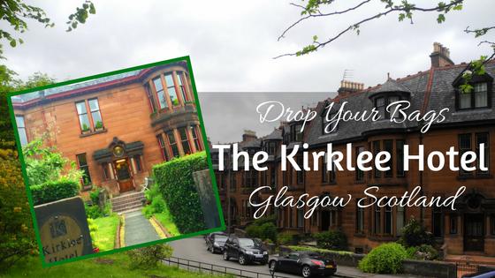 Kirklee Hotel Glasgow Scotland