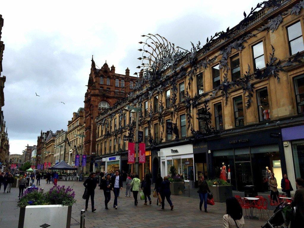 Downtown Glasgow