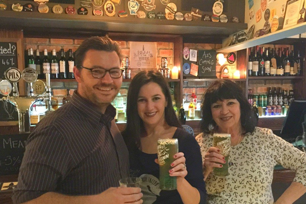 Bar at Curler's Rest
