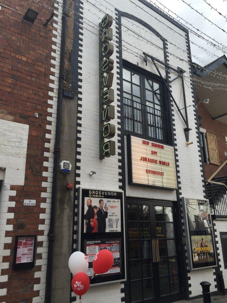Grosvenor Theater