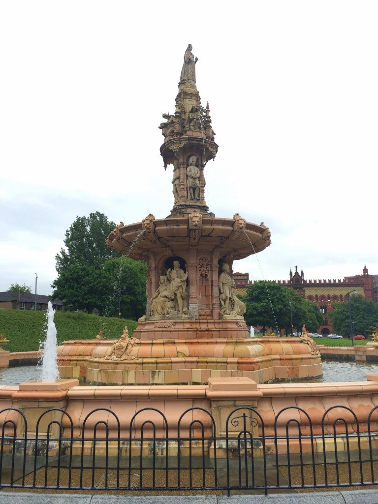 Largest Terracotta Fountain