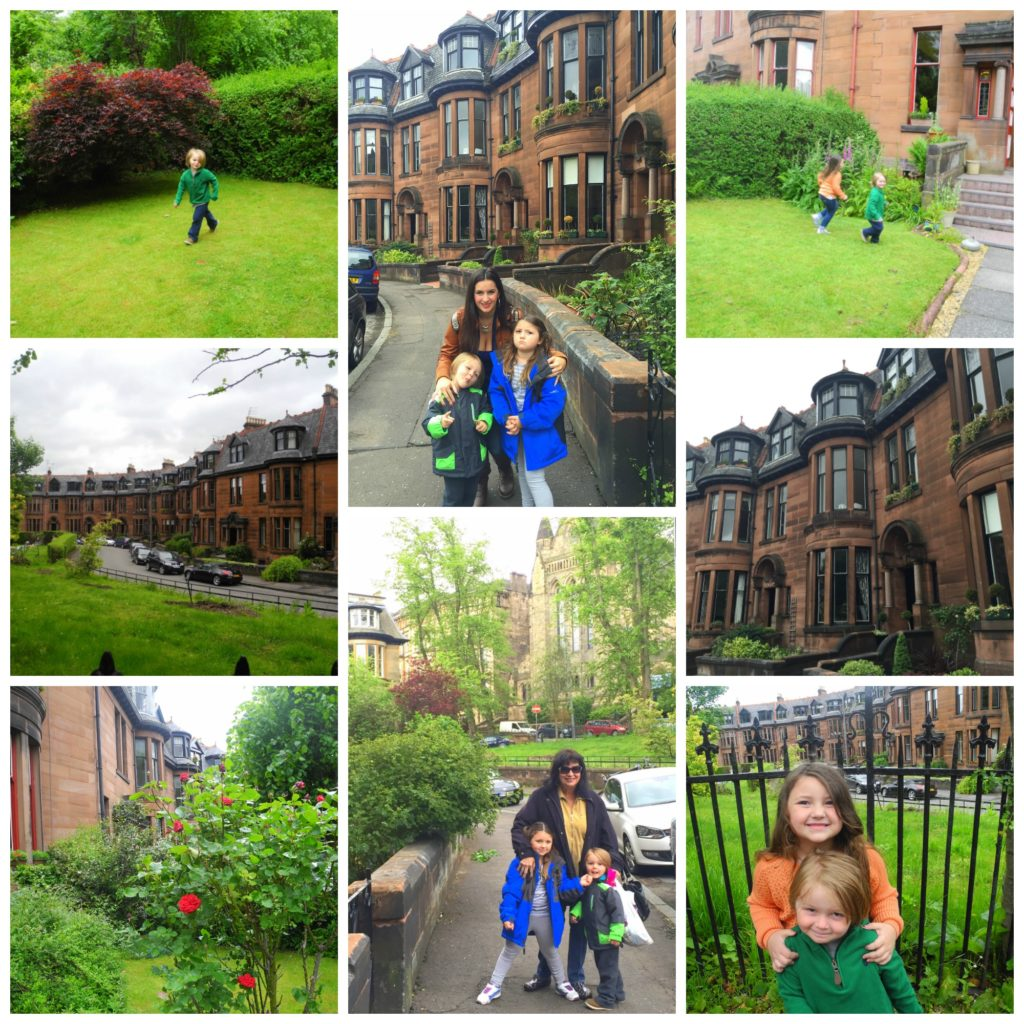 The Kirklee Hotel Glasgow Scotland