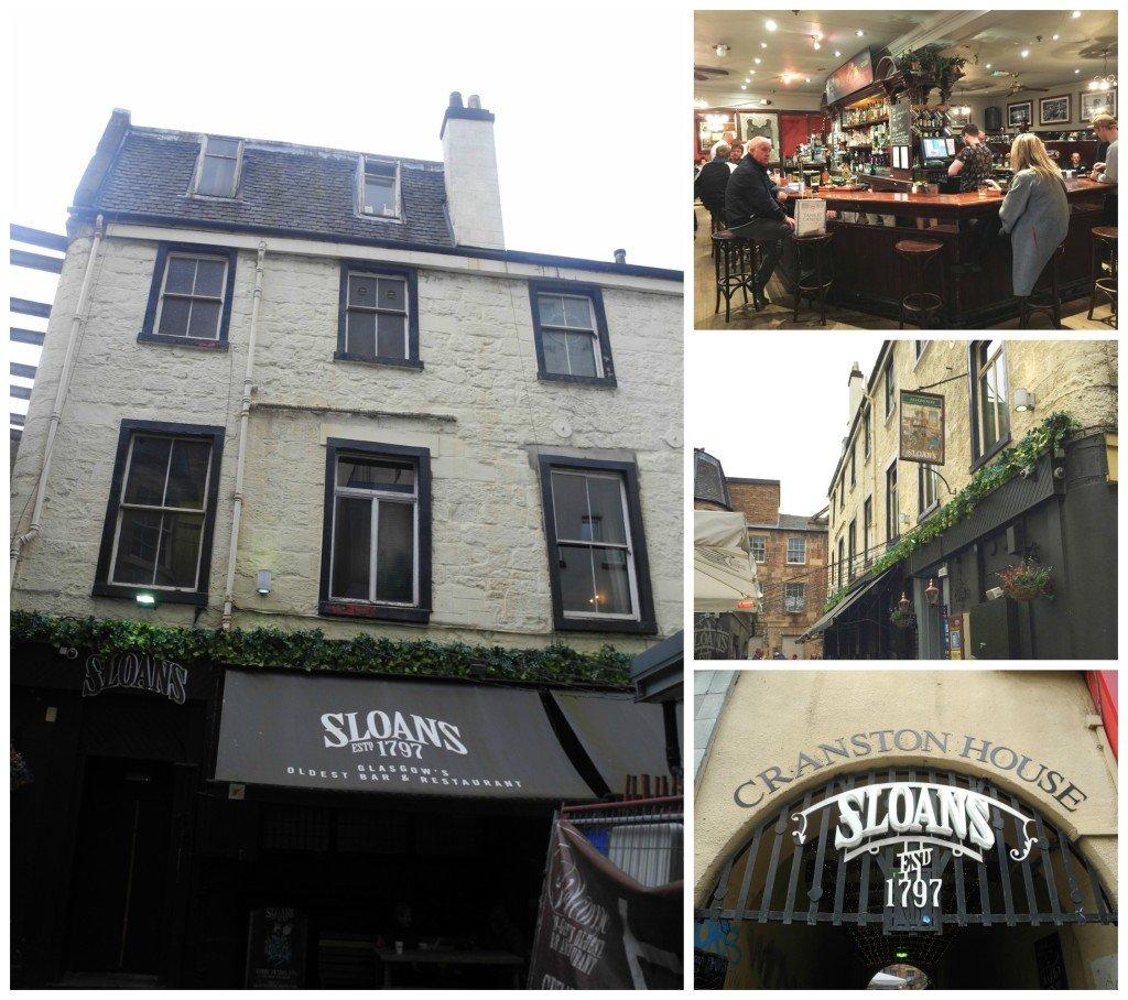 Sloan's in Glasgow