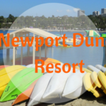 Hot RVing at the Newport Dunes Resort