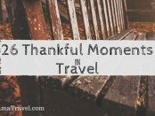 26 Thankful Moments