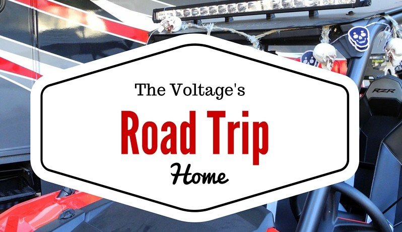 The Voltage Road Trip Home