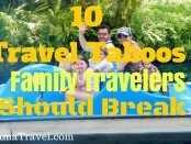 Travel Taboos