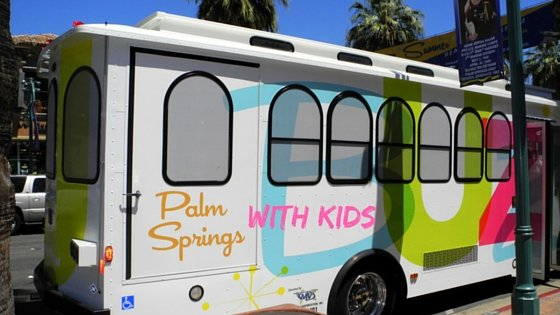 How to do Palm Springs with Kids