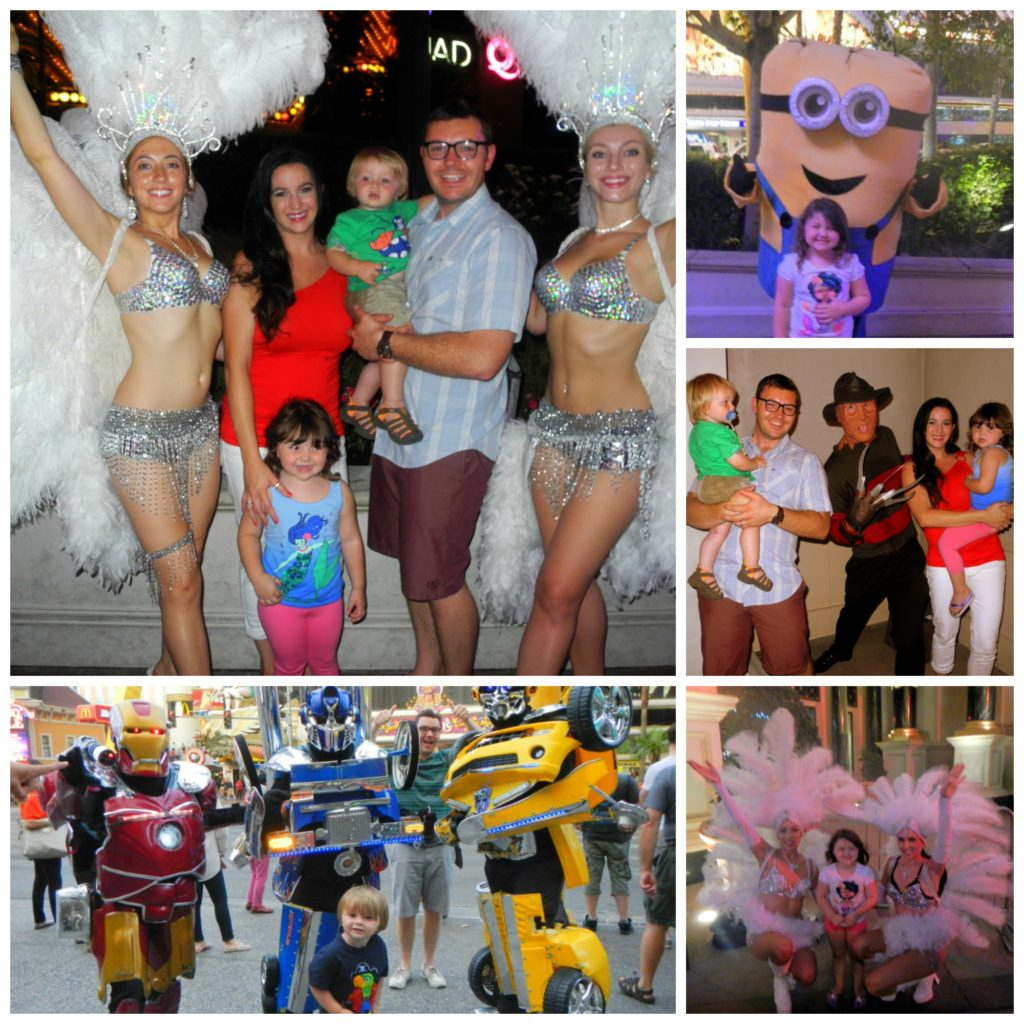 Las Vegas with Kids