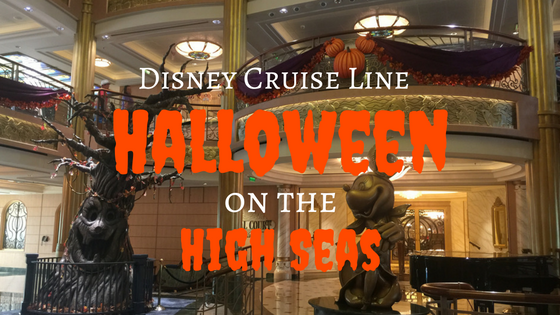 How Disney Cruise Line does Halloween on the High Seas