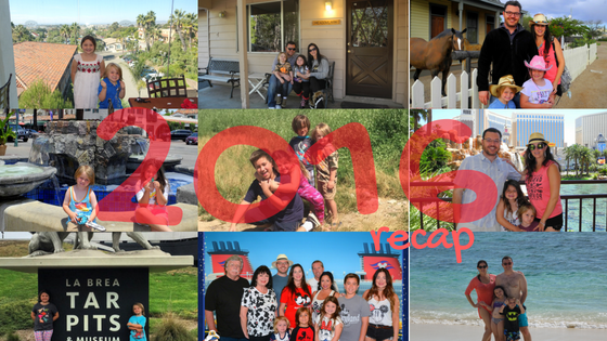 Where We've Gone: 2016 Travel Recap.