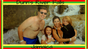 Dunn's River Falls with Kids