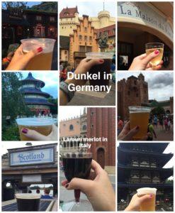 The Drinking Around The World Epcot Challenge