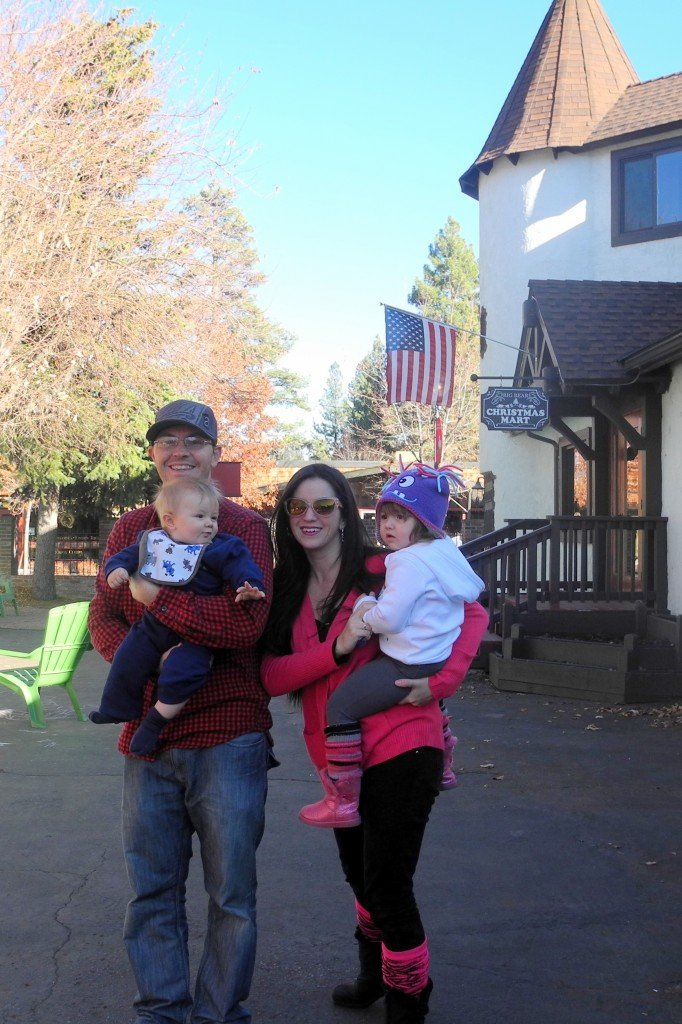 Big Bear Village With Kids