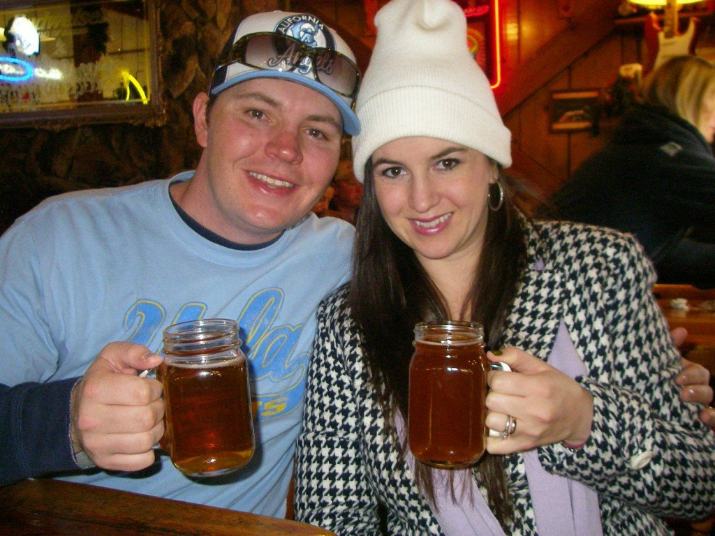 Big Bear brewery